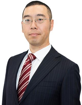 代表取締役社長 CEO 林 哲也 写真
