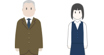 社内運用体制、社員のイメージ画像