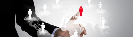 従業員管理システムと連携し従業員情報も一元管理