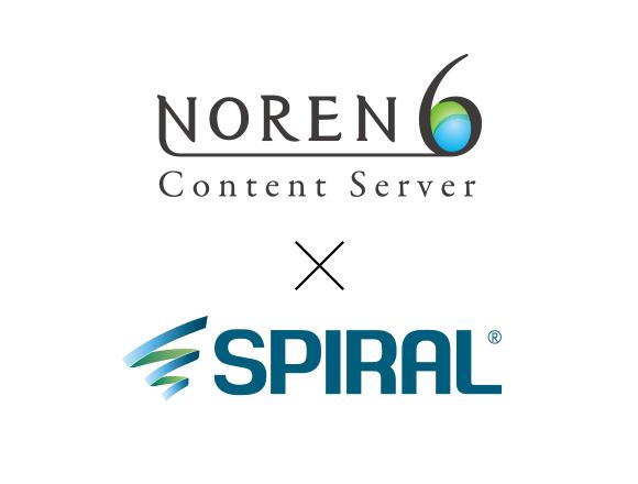 NOREN(ノレン)×SPIRAL(スパイラル)