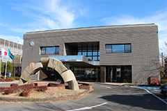 <br>小田原市水道局の建屋<br>(中に第一環境の事務所があります)